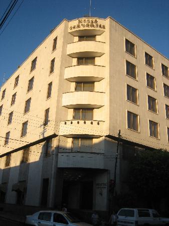 Hotel Cervantes: Hotel Building