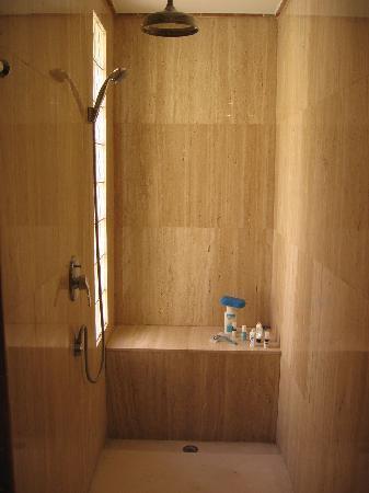 Apartamentos - Suites Santa Cruz : Shower