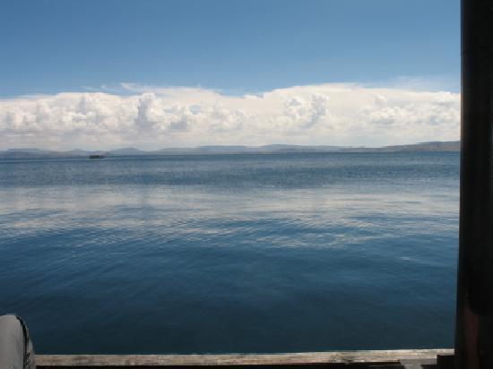 Puno, Peru: view of the lake