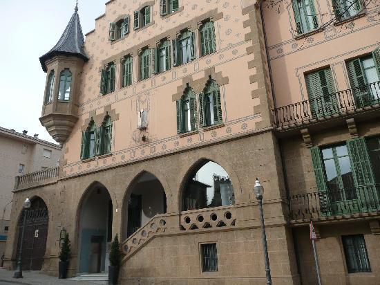 Hotel Sant Roc: vista exterior