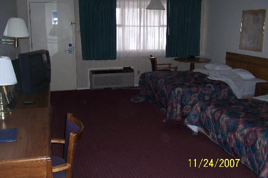 BEST WESTERN Stevens Inn: double room