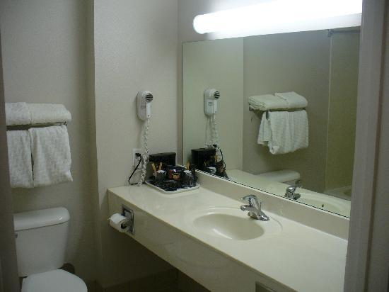 La Quinta Inn & Suites North Platte: Bathroom is nice