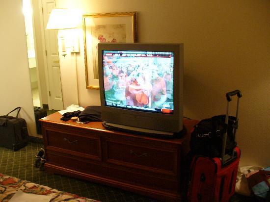 La Quinta Inn & Suites North Platte: Television