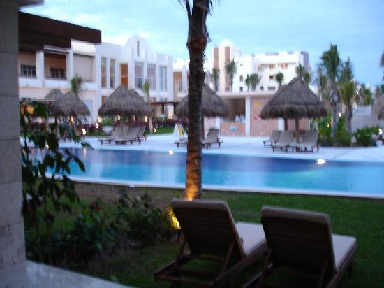 Excellence Playa Mujeres: View from room 7015