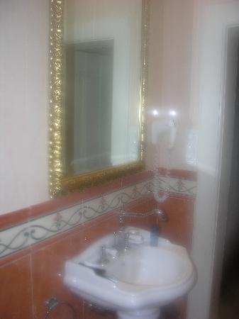Hotel Residence Green Lobster: Salle de bain