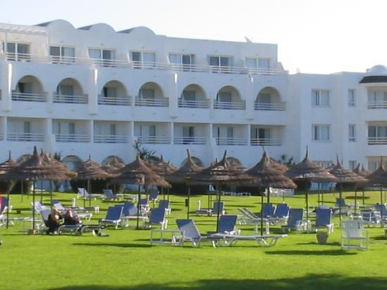 SENTIDO Le Sultan: hotel vue de mer