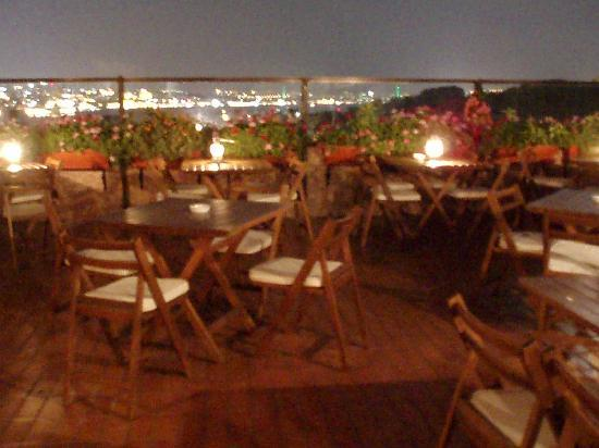 Erboy Hotel: Rooftop view 2
