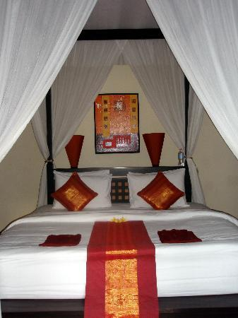 The Ulin Villas & Spa: Bedroom
