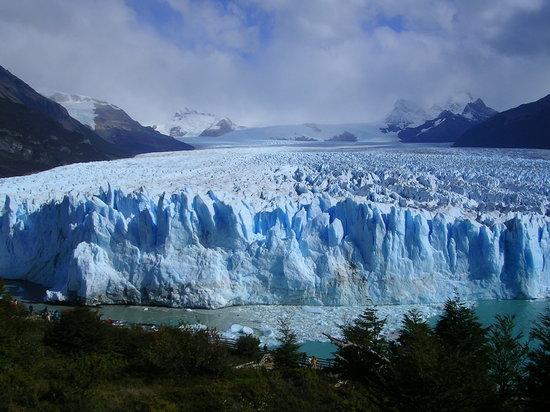 Los Glaciares National Park, Argentina: vista excepcional de una maravilla