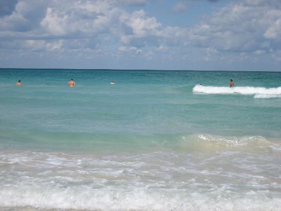 Iberostar Varadero: sea - mer