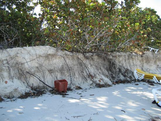 Iberostar Varadero: plage saccagée