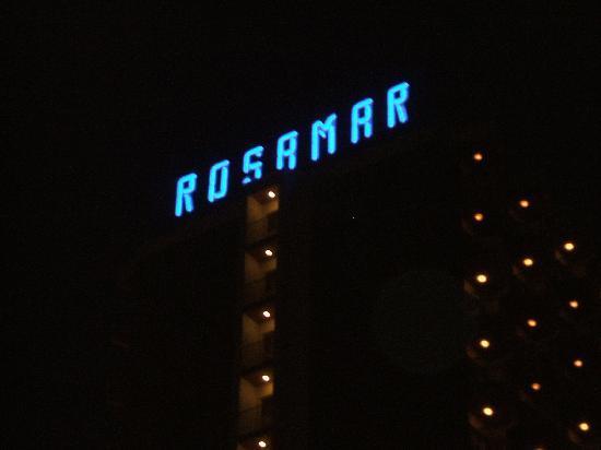 Hotel Rosamar: our hotel