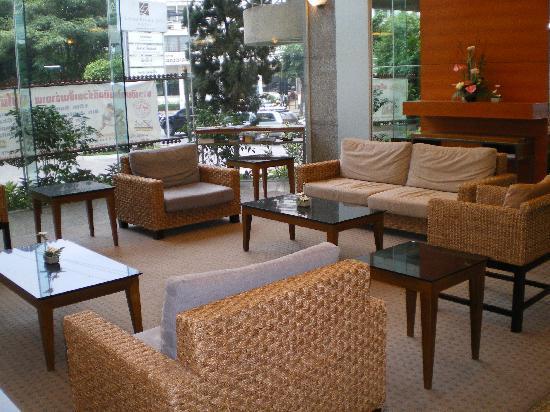 Lanna Palace 2004 Hotel: Lobby
