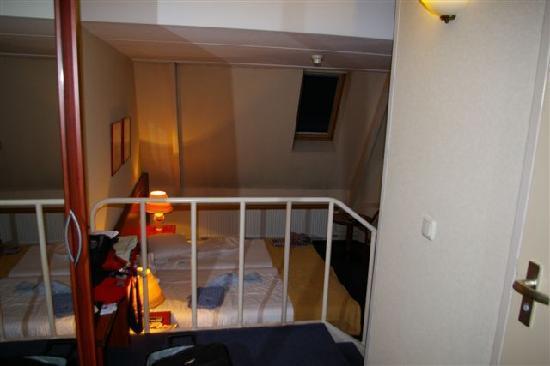 Die Port van Cleve: Panoramica de la habitacion