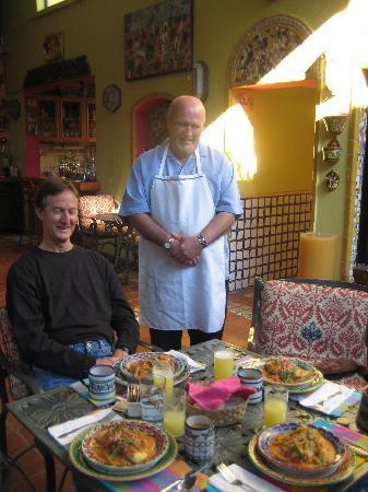 Casa de Las Flores: Stan, Mexico's Kitchen God