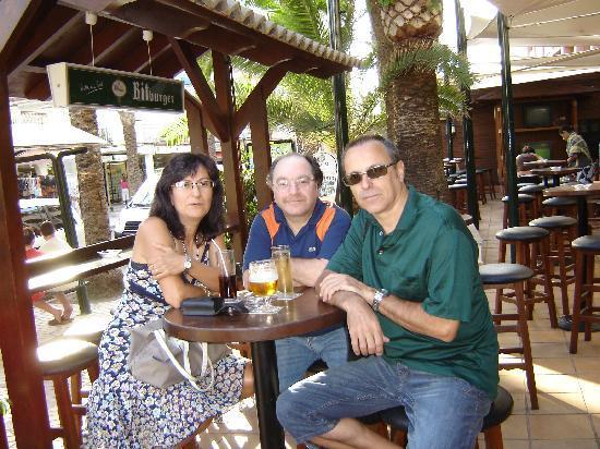 The Sea Hotel by Grupotel: Un amigo de Can Picafort