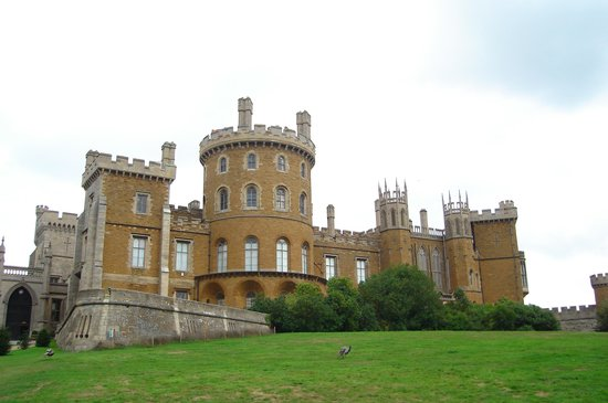 Λέστερ, UK: Belvoir Castle