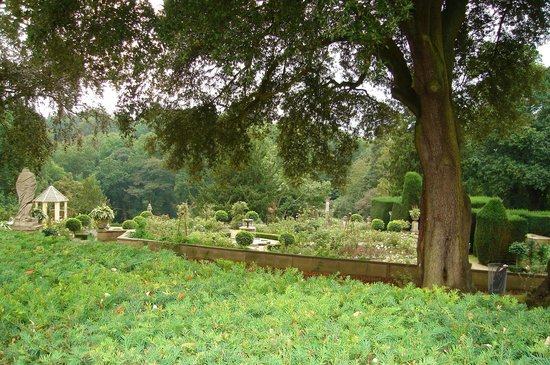 Λέστερ, UK: Belvoir Castle Gardens
