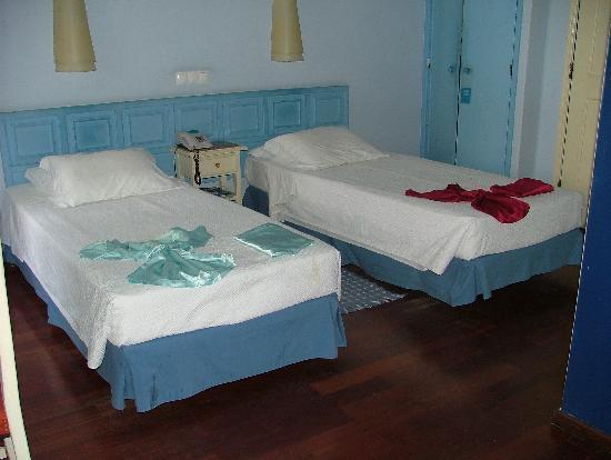 Hotel Lisboa Tejo: La camera