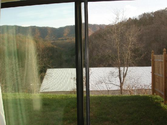 Holiday Inn Express Claypool Hill: View out our window