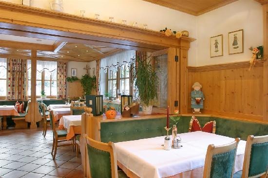 Hotel und Gasthof Neuwirt: restaurant