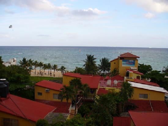 Hotel Labnah: View from balcony