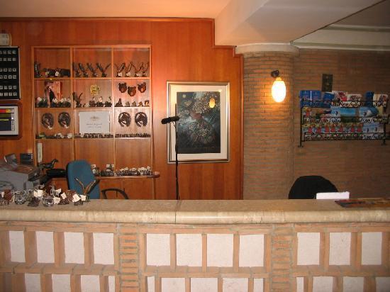 Hotel Il Picchio: reception