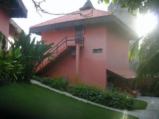 Pousada Tabapitanga: Six apartment 'bungalow'