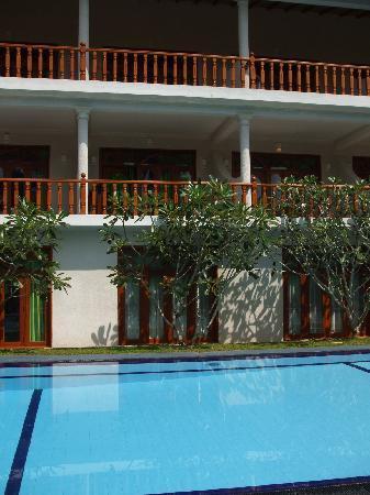 Wunderbar Beach Club Hotel : The Pool