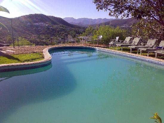 Hotel Thule: Pool
