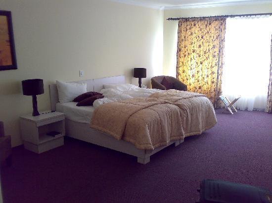 Hotel Thule: Room