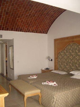 Hammamet Resort: chambre