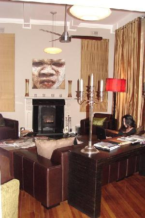 Derwent House Boutique Hotel: Derwent House Lounge