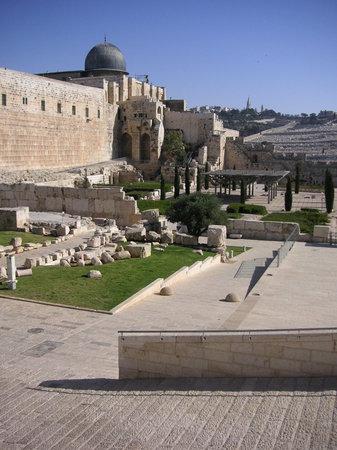 เยรูซาเล็ม, อิสราเอล: Western Wall