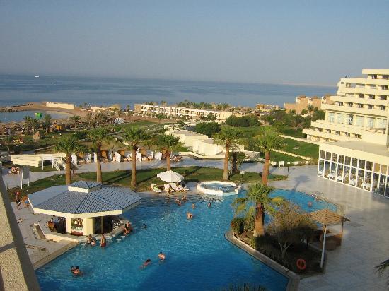 Hilton Hurghada Plaza: Hilton Plaza pool