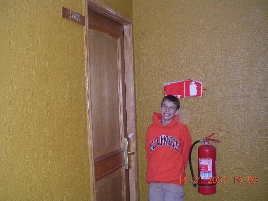 Hotel Libertador: Hallway