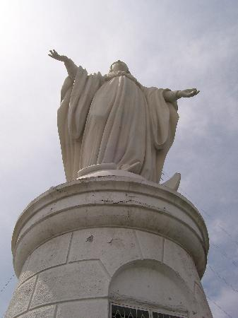Santiago, Chile: Immaculate Virgin
