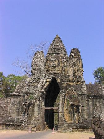 Siem Reap, Camboja: angkor wat