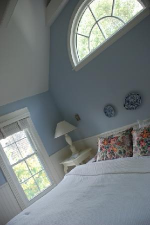 Crocker House Inn: our room