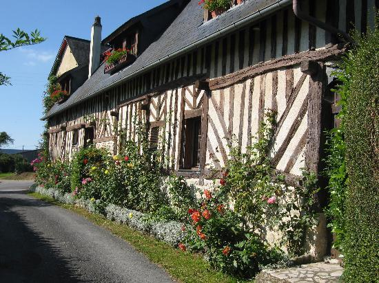Norman home in countryside - Picture of Normandy, France ... on