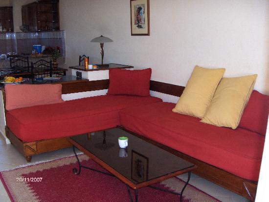 Flathotel Residence : Living room