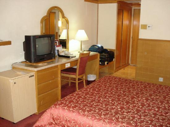 Crowne Plaza Resort Petra: Room