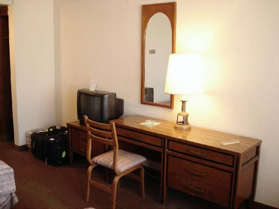 The 7 Arches Hotel: Room