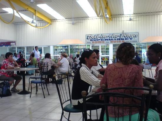 Salomonöarna: the cleanest place in Honiara, Panatina Plaza