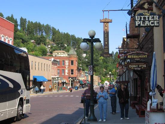 ‪‪Deadwood‬, ‪South Dakota‬: Deadwood Main Sreet‬