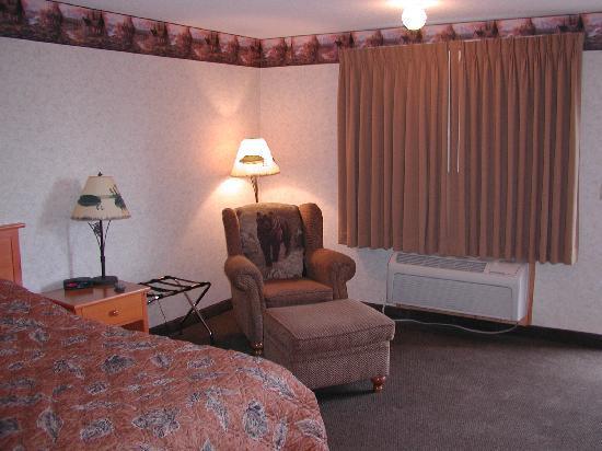 Best Western Black Hills Lodge: Room