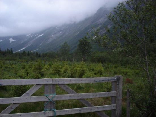 Taking from the Trollgstein campsite, situated in a gorgeous valley just outside Andalsnes.