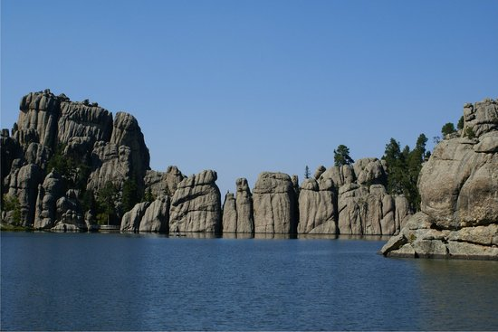 Custer, Dakota del Sur: Sylvan Lake