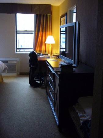 The Warwick Hotel Rittenhouse Square: Another view of Room 730