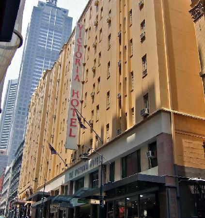 Ibis Styles Melbourne The Victoria Hotel Reviews
